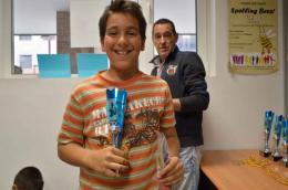 David Nuñez, 3º Alevín